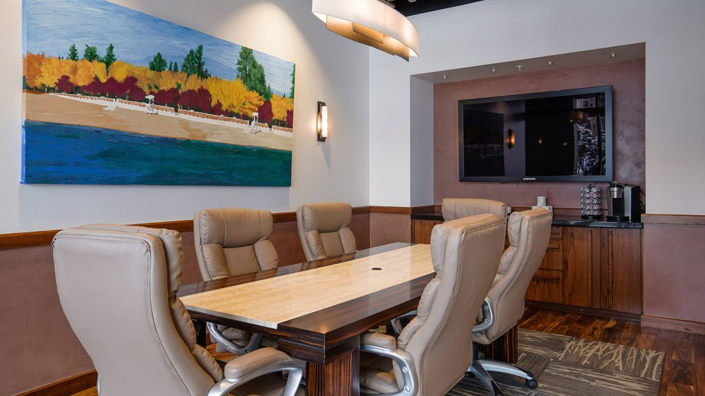 River's Edge Front Meeting Room